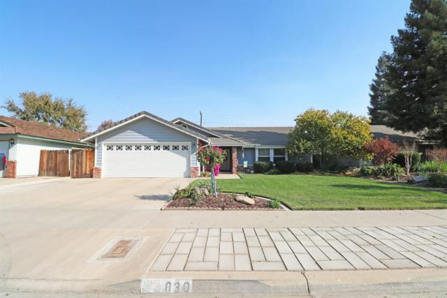830 S Mark Street, Tulare, CA 93274 (#142446) :: The Jillian Bos Team