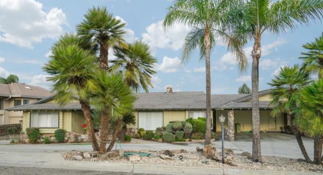 1360 Highland Drive, Porterville, CA 93257 (#142793) :: Robyn Graham & Associates