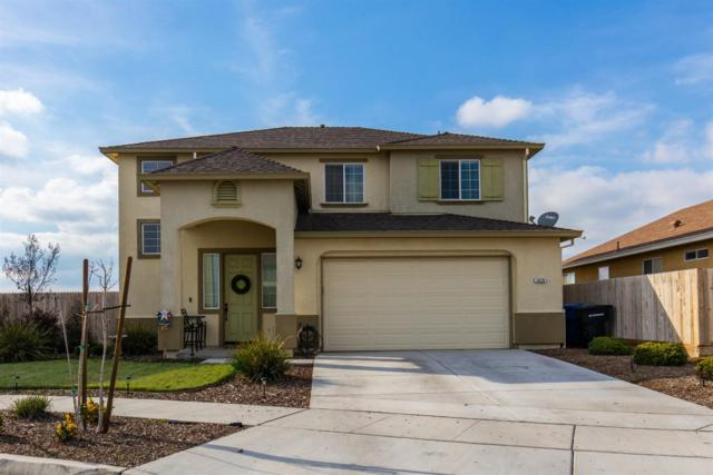 1478 Greenbrier Drive, Hanford, CA 92330 (#143652) :: The Jillian Bos Team