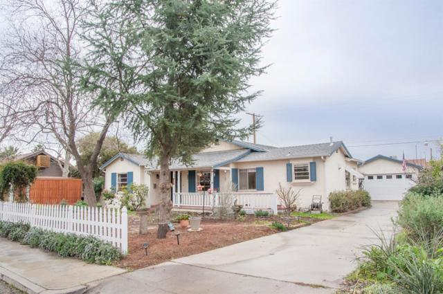 201 W School Avenue, Porterville, CA 93257 (#144247) :: Robyn Graham & Associates