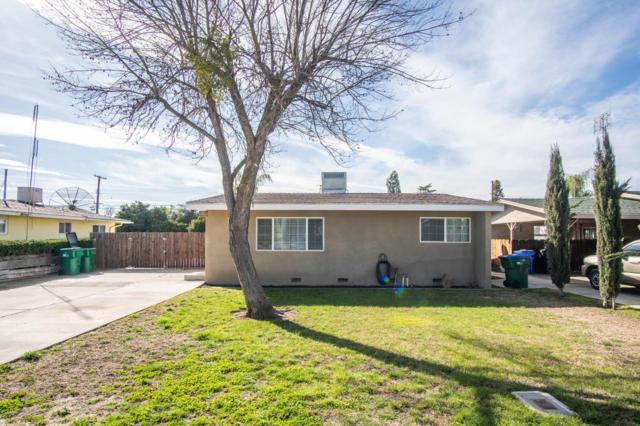 95 S Prospect Street, Porterville, CA 93257 (#144532) :: The Jillian Bos Team