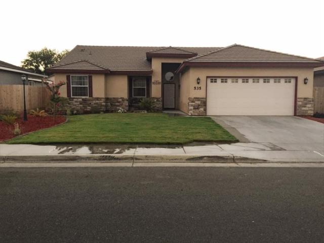 535 Wisconsin, Porterville, CA 93257 (#144793) :: The Jillian Bos Team