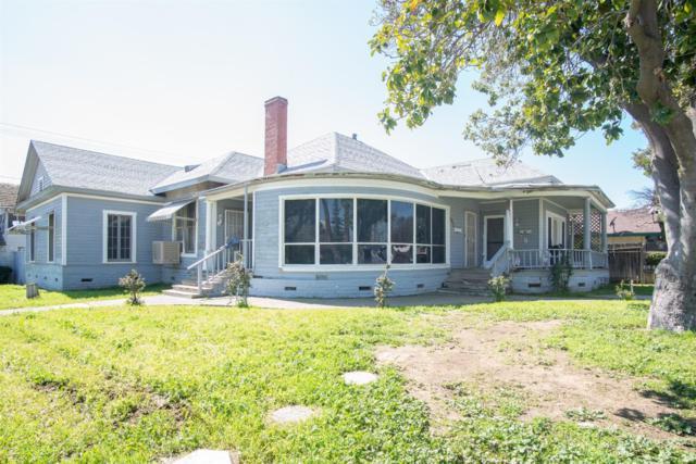 221 E Mill Street, Porterville, CA 93257 (#144910) :: The Jillian Bos Team