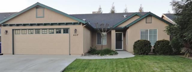 437 W Prospect Avenue, Exeter, CA 93221 (#145003) :: Robyn Graham & Associates