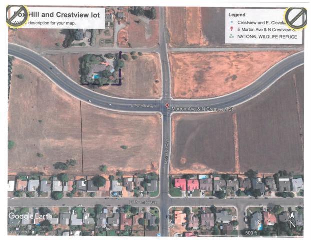 899 E Morton @ Crestview Street E, Porterville, CA 93257 (#146064) :: Robyn Icenhower & Associates