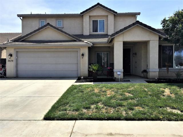 2670 Clarete Street, Tulare, CA 93274 (#146199) :: The Jillian Bos Team