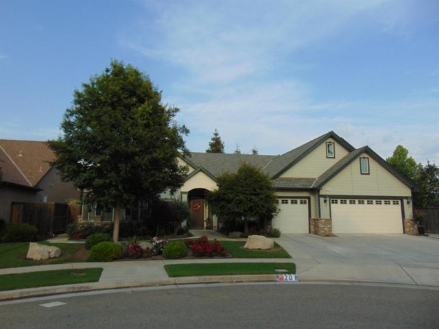 208 N Stokes Court, Visalia, CA 93277 (#146283) :: The Jillian Bos Team