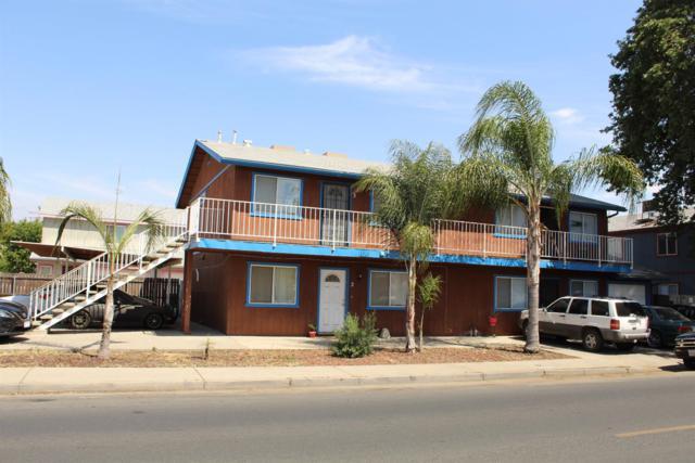 113 E Garden Avenue, Porterville, CA 93257 (#146339) :: The Jillian Bos Team