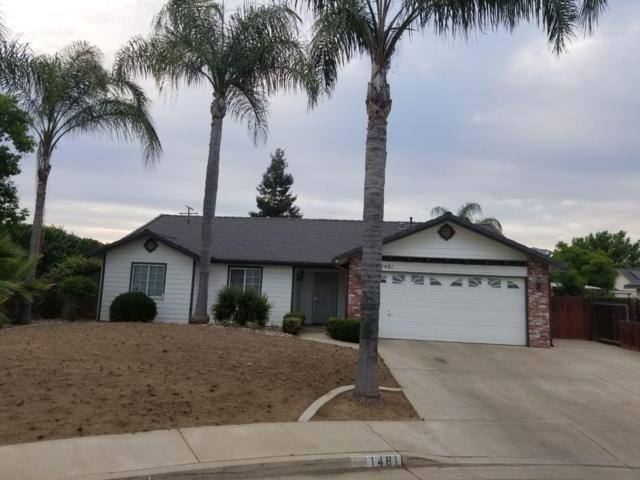 1481 Mary Court, Exeter, CA 93221 (#147099) :: The Jillian Bos Team