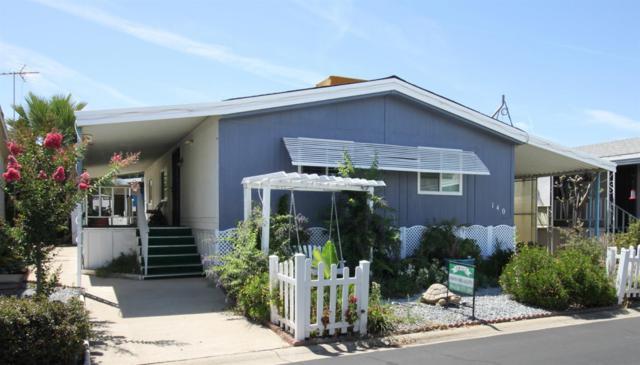 581 N Crawford Avenue #140, Dinuba, CA 93618 (#147434) :: Robyn Icenhower & Associates