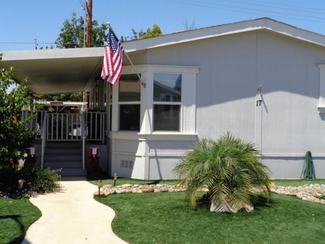 100 S Westwood Avenue #17, Porterville, CA 93257 (#147463) :: Martinez Team