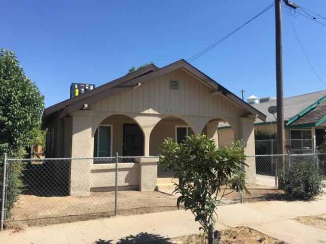 544 E Fresno Street, Dinuba, CA 93618 (#147560) :: The Jillian Bos Team