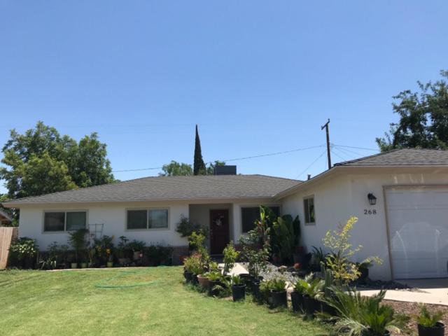 268 Balmoral Drive, Porterville, CA 93257 (#147682) :: Robyn Icenhower & Associates