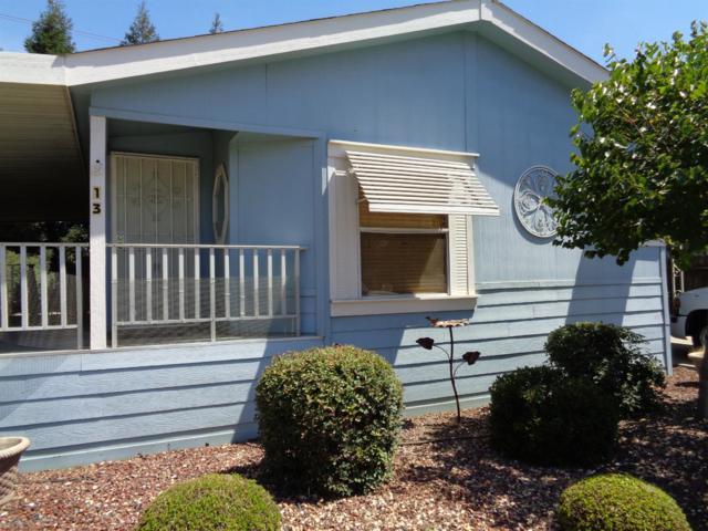100 S Westwood Street #13, Porterville, CA 93257 (#147851) :: Robyn Icenhower & Associates