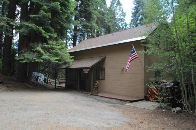 54480 Redwood Drive, Sequoia Crest, CA 93265 (#147947) :: Robyn Icenhower & Associates