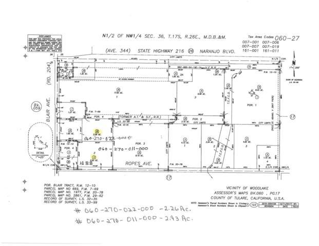 0 Address Not Published, Woodlake, CA 93286 (#148162) :: The Jillian Bos Team