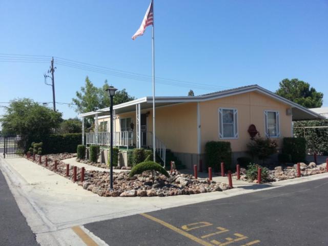 2300 W Morton Avenue #174, Porterville, CA 93257 (#148329) :: Robyn Icenhower & Associates