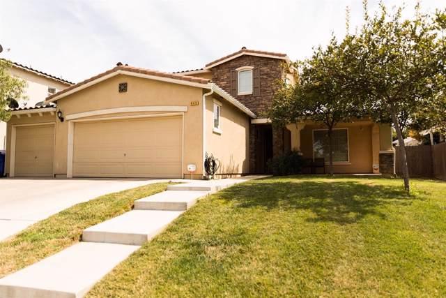 845 E Grand Avenue, Porterville, CA 93257 (#148373) :: Robyn Icenhower & Associates