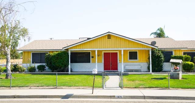 1421 Union Avenue, Porterville, CA 93257 (#148400) :: Robyn Icenhower & Associates