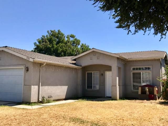 875 W Springville Avenue, Porterville, CA 93257 (#148518) :: Robyn Icenhower & Associates