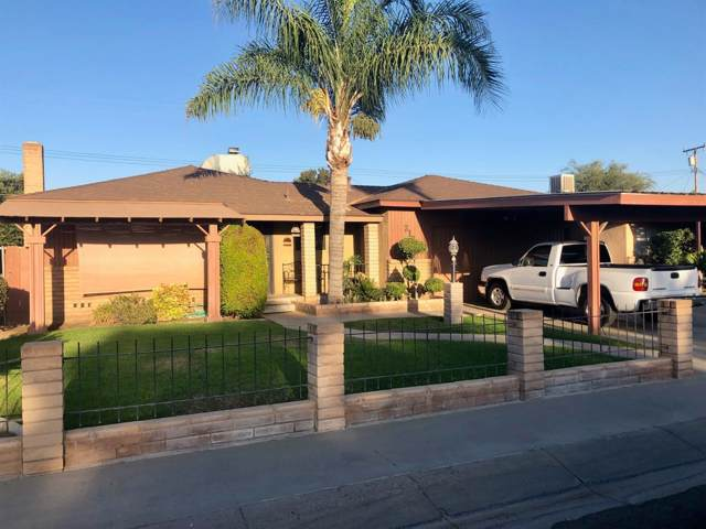 310 N Balmayne Street, Porterville, CA 93257 (#148552) :: Robyn Icenhower & Associates