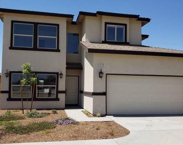 419 Alder Street, Dinuba, CA 93618 (#148661) :: Robyn Icenhower & Associates