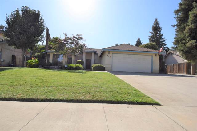 643 N Simon Street, Visalia, CA 93292 (#200402) :: The Jillian Bos Team
