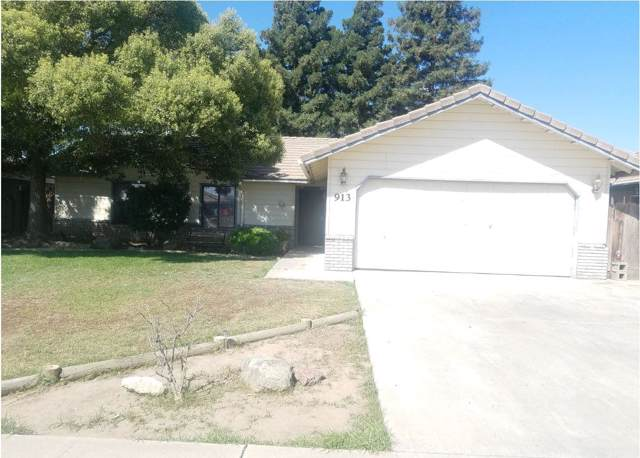 913 Greenfield Drive, Porterville, CA 93257 (#200437) :: The Jillian Bos Team