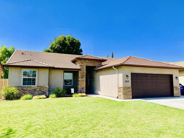 343 S Parkwest Street, Porterville, CA 93257 (#200660) :: The Jillian Bos Team