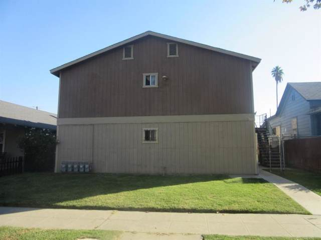 402 N Glenn Avenue, Fresno, CA 93705 (#200985) :: The Jillian Bos Team