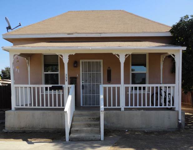 249 S Quince Avenue, Exeter, CA 93221 (#201168) :: Robyn Icenhower & Associates