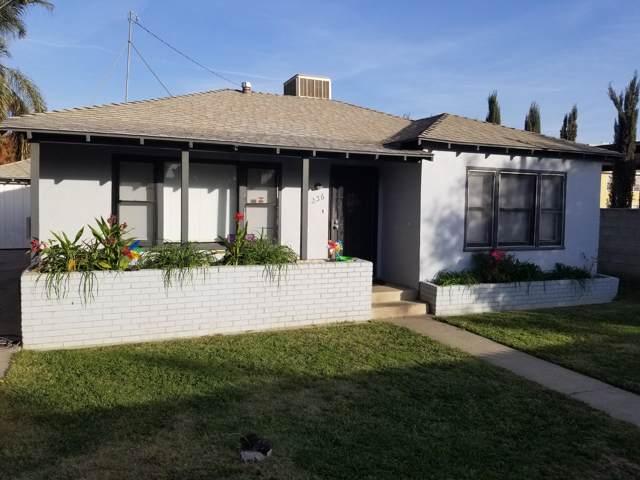 236-238 S Santa Clara Street, Tulare, CA 93274 (#201571) :: Martinez Team