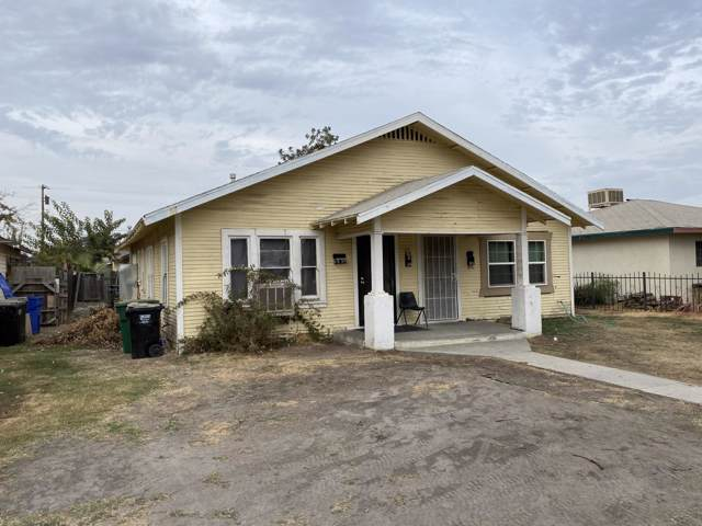 1308 Hall Avenue, Corcoran, CA 93212 (#201604) :: Martinez Team