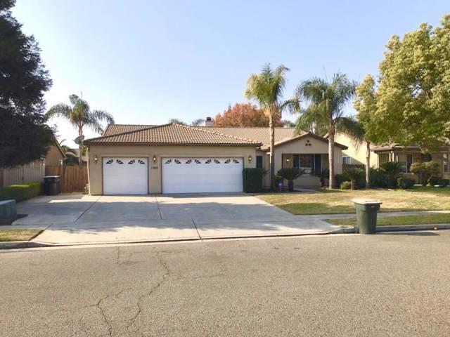 1569 Palomino Street, Tulare, CA 93274 (#201658) :: The Jillian Bos Team