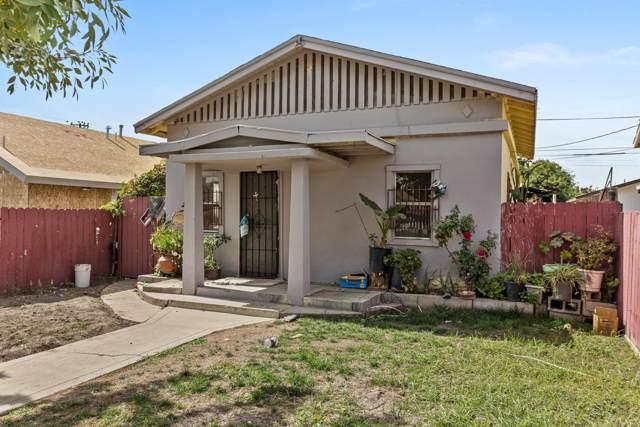 815 P Street, Bakersfield, CA 93304 (#201862) :: Martinez Team