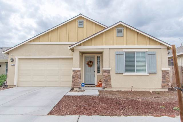 1444 Greenbrier Drive, Hanford, CA 93230 (#201954) :: The Jillian Bos Team