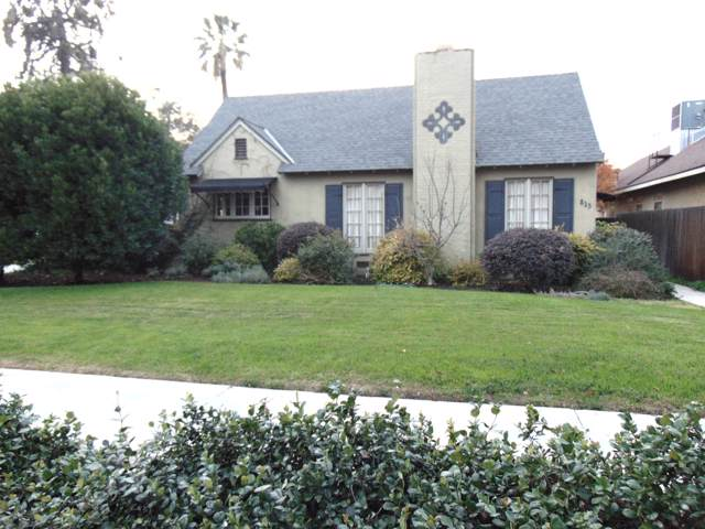 815 N Stevenson Street, Visalia, CA 93291 (#202019) :: Martinez Team