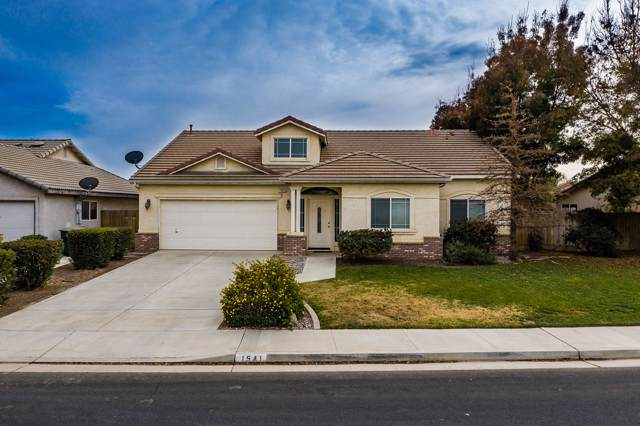1541 Bristol Lane, Hanford, CA 93230 (#202154) :: The Jillian Bos Team
