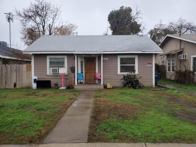 237 N N Street, Tulare, CA 93274 (#202316) :: The Jillian Bos Team