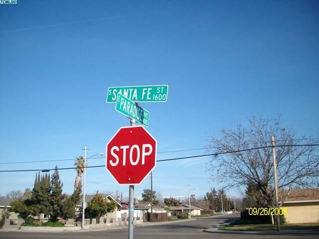 0 Sw Corner Of Santa Fe-Paradise, Visalia, CA 93277 (#202466) :: The Jillian Bos Team
