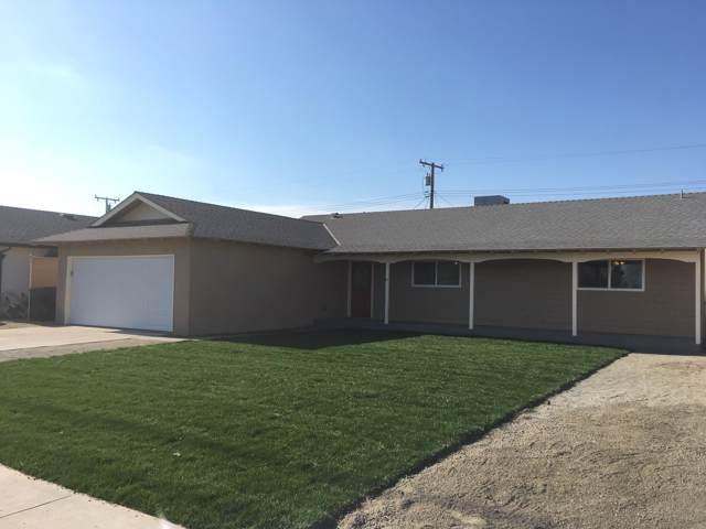 295 N Newcomb Street, Porterville, CA 93257 (#202502) :: Martinez Team