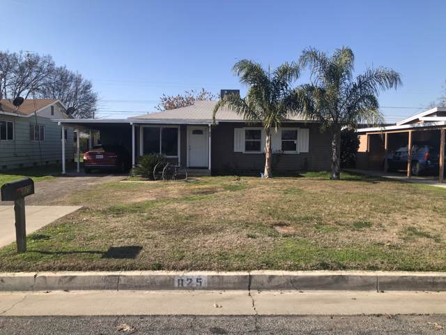 825 N G Street, Tulare, CA 93274 (#202550) :: Martinez Team