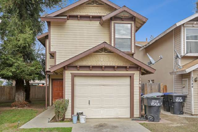 2346 W Packwood Drive, Visalia, CA 93277 (#202642) :: The Jillian Bos Team