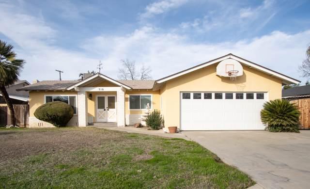 516 W Kanai Avenue, Porterville, CA 93257 (#202646) :: The Jillian Bos Team
