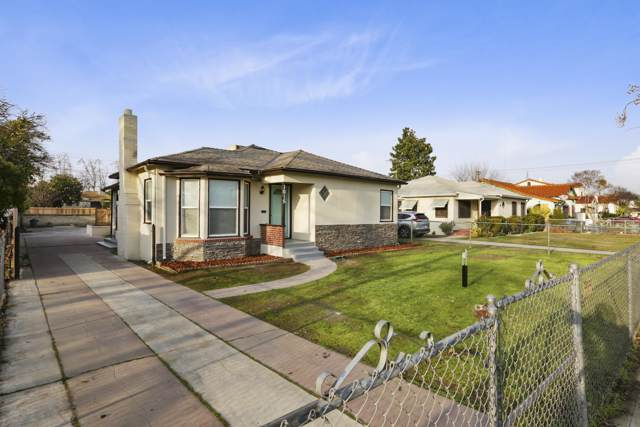 1015 Waterman Avenue, Fresno, CA 93706 (#202667) :: The Jillian Bos Team
