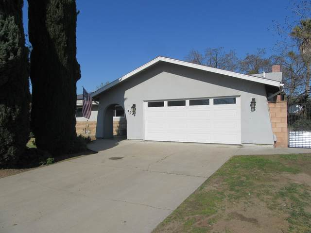 3524 W Coppola Avenue, Visalia, CA 93277 (#203118) :: The Jillian Bos Team