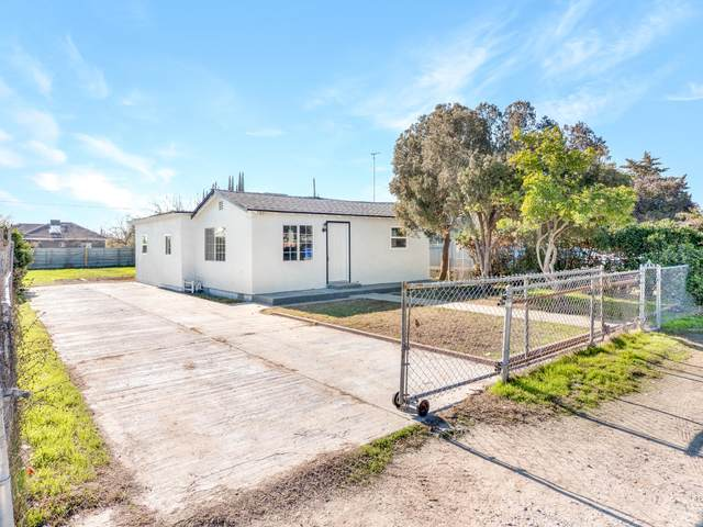 891 E Davis Street, Pixley, CA 93256 (#203168) :: The Jillian Bos Team