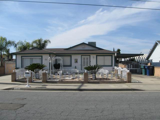 1243 N F Street, Tulare, CA 93274 (#203181) :: The Jillian Bos Team