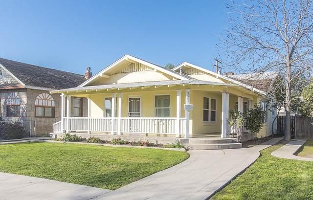721 S Church Street, Visalia, CA 93277 (#203192) :: Martinez Team