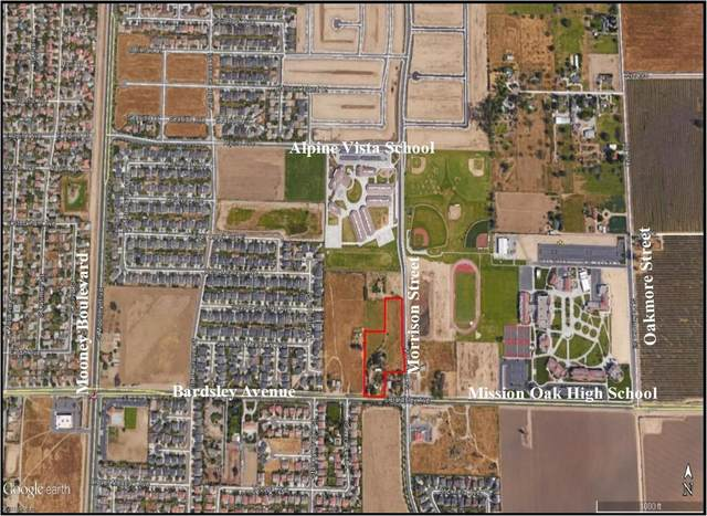 2970 E Bardsley Avenue, Tulare, CA 93274 (#203277) :: The Jillian Bos Team